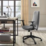 Fount Mid Back Vinyl Office Chair Collection
