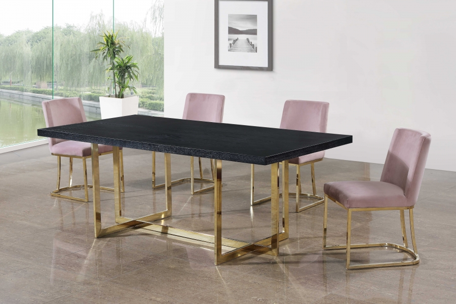 1880-4 Dining Table