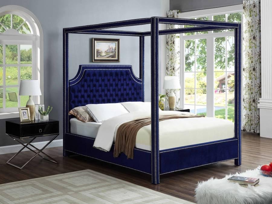 Rowan 1832-2 canopy bed