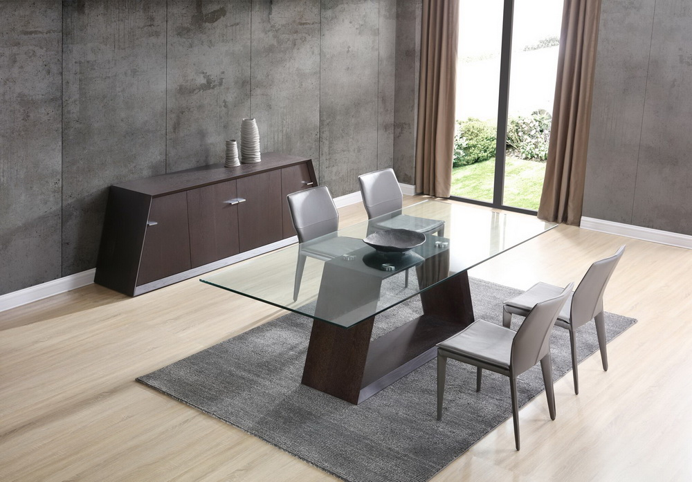 WhiteLine Zico Dining Table