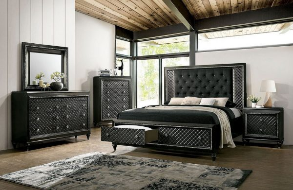 Demetira Bedroom Set with Drawers