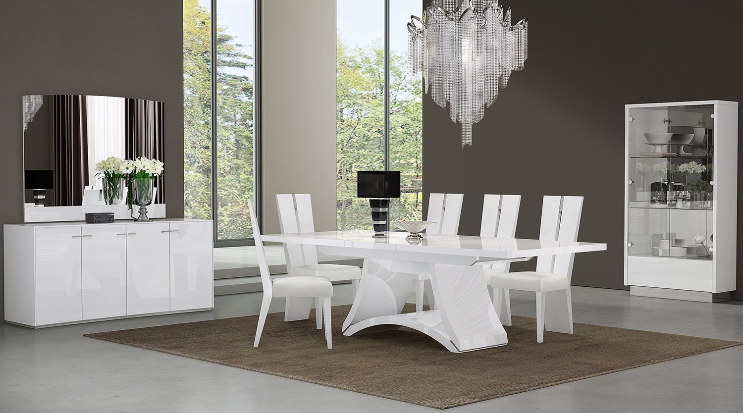 GLO D313 DINING TABLE