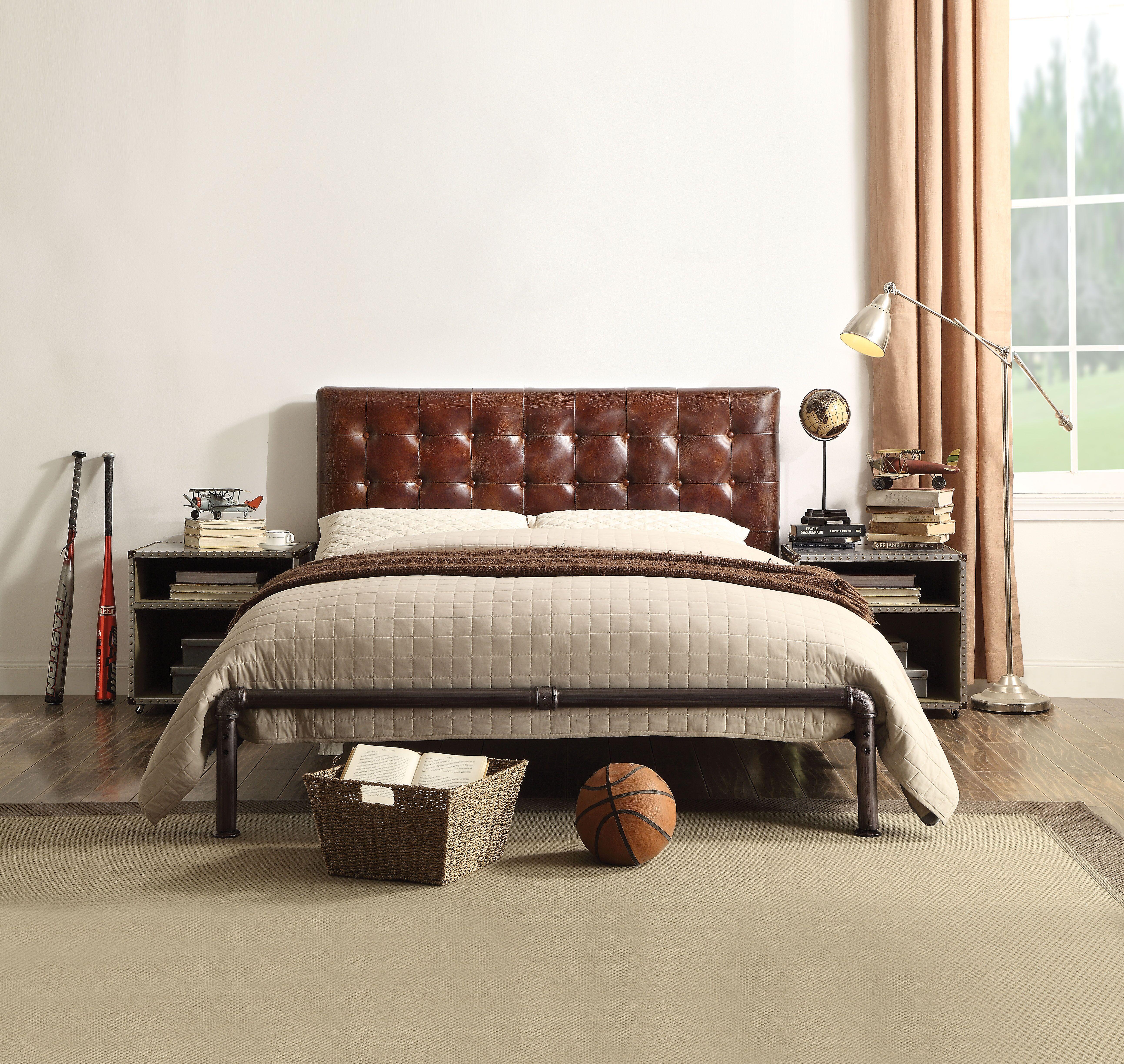 AC 26210Q+26218 BRANCASTER BED