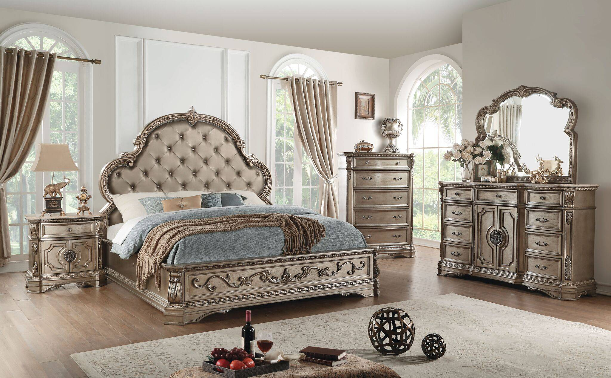 AC 26924 NORTHVILLE BEDROOM SET