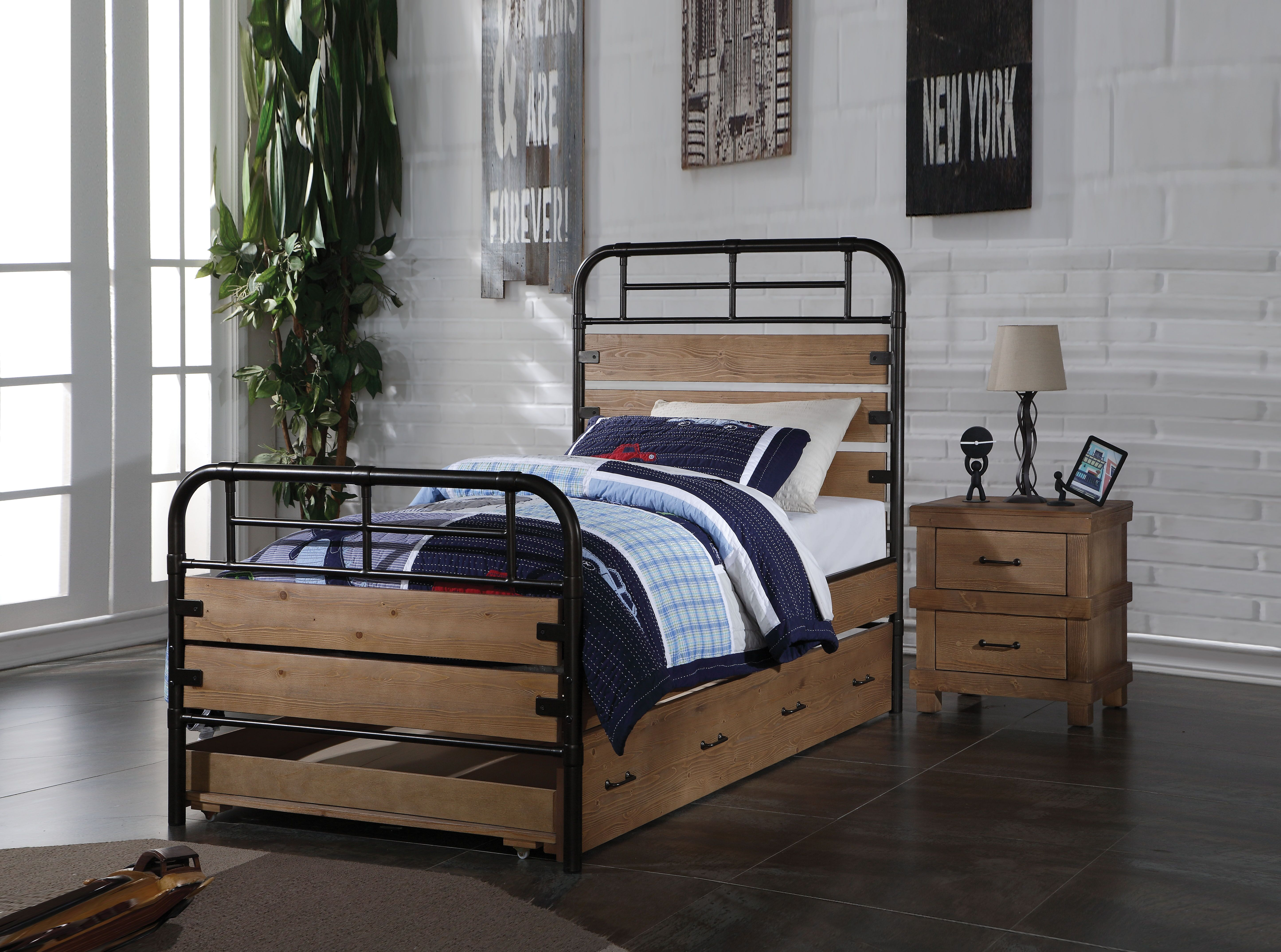 AC 30610 TWIN BED