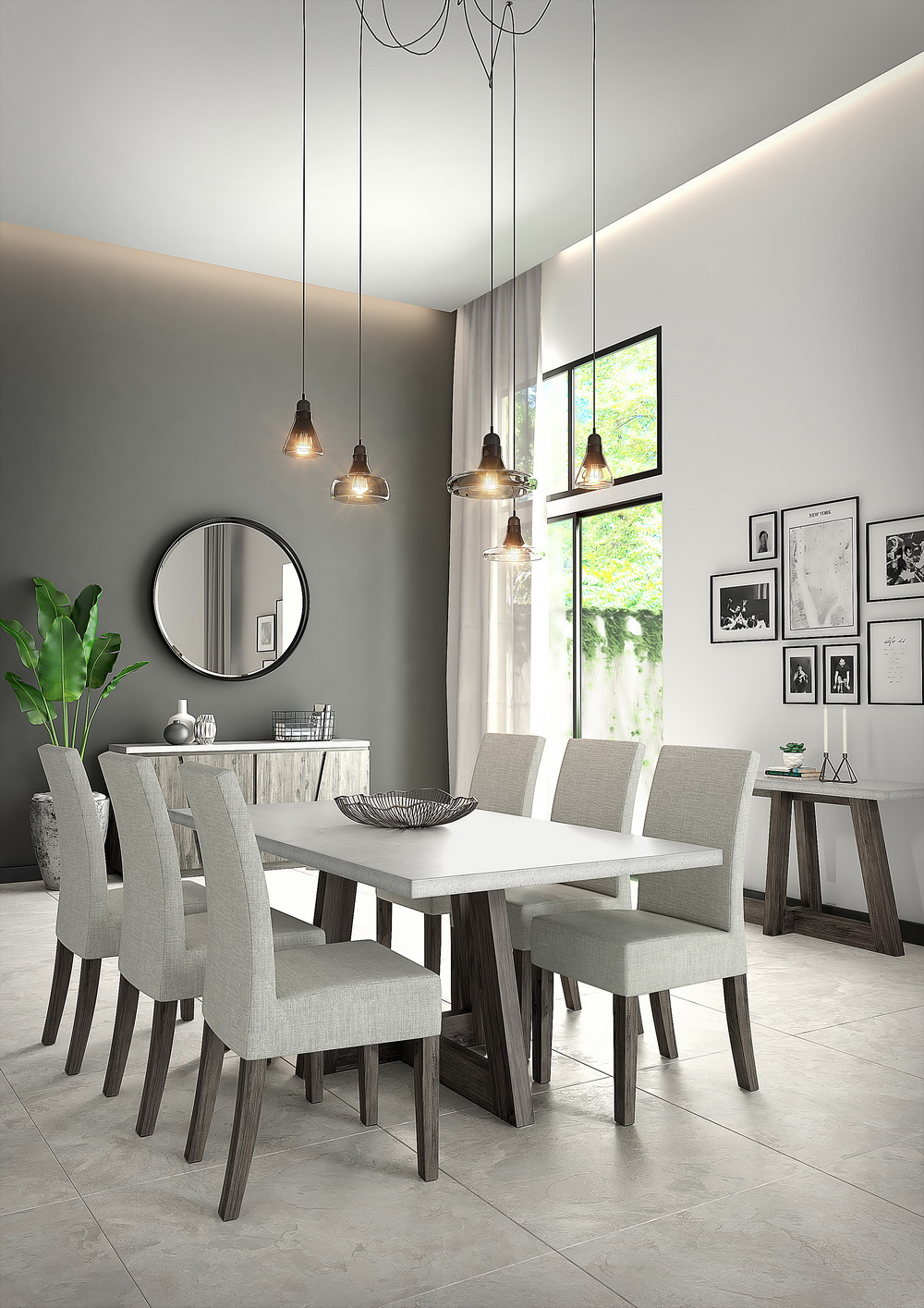 Austin dining room collection 112