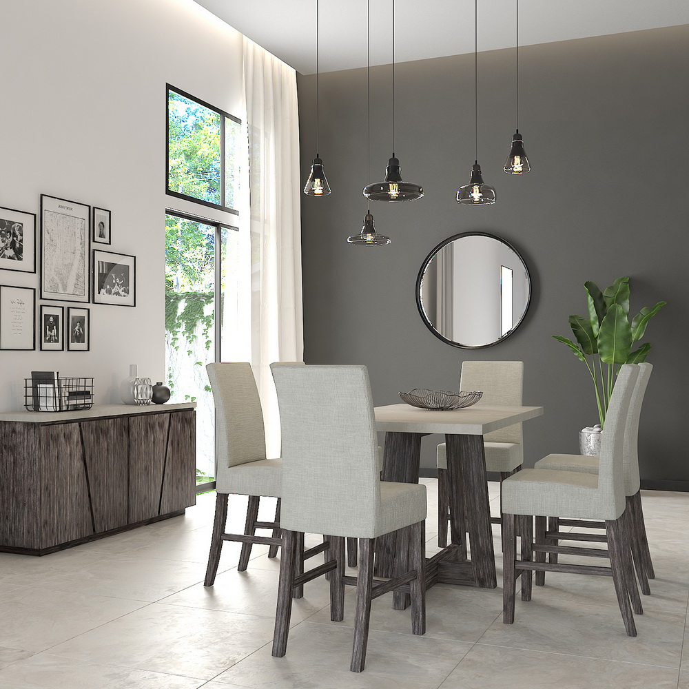 austin counter height dining collection