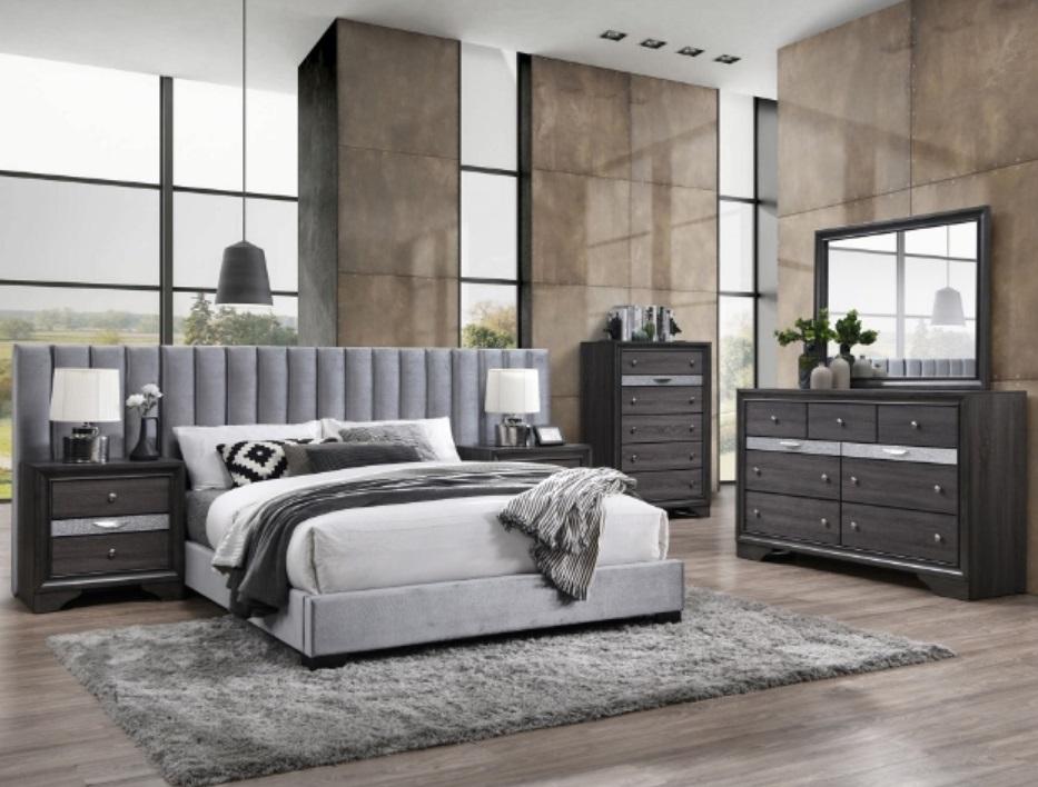 CMK-4655 QUEEN BED
