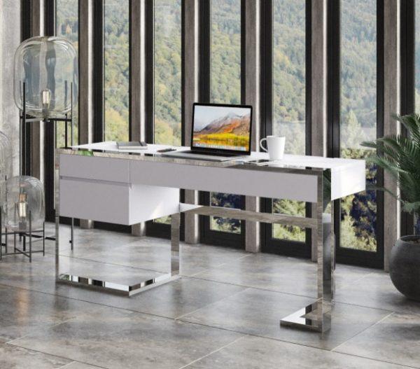 Fauna white desk
